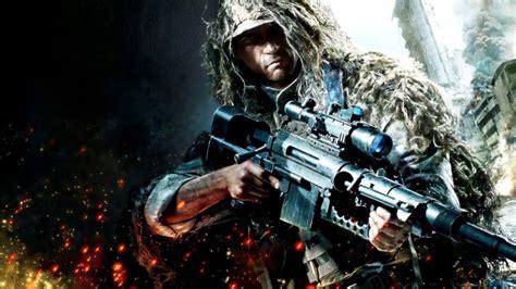 sniper ghost warrior  game hd wallpaper