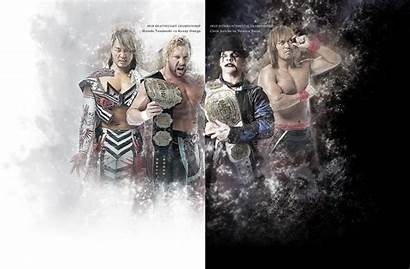 Njpw Event Main Semi Awesome Looking