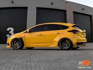 Ford Focus Mk3 Tuning : ford focus mk3 str fl edition widebody kit fortune flares ~ Jslefanu.com Haus und Dekorationen