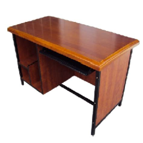 computer table for office use 1 person hardwood top