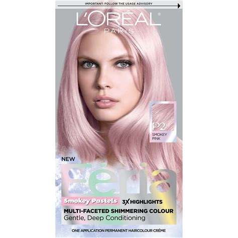 loreal feria hair color chart l or 233 al feria multi faceted shimmering