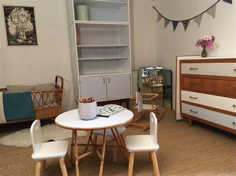 chambre retro une chambre bébé vintage sur mesure relooking de meubles