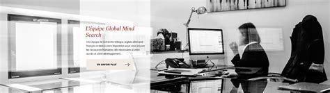 global mind search cabinet de recrutement chasseur de t 234 te