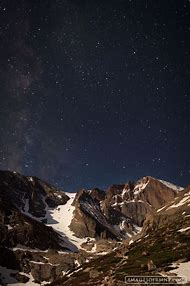 Rocky Mountain National Park Stars