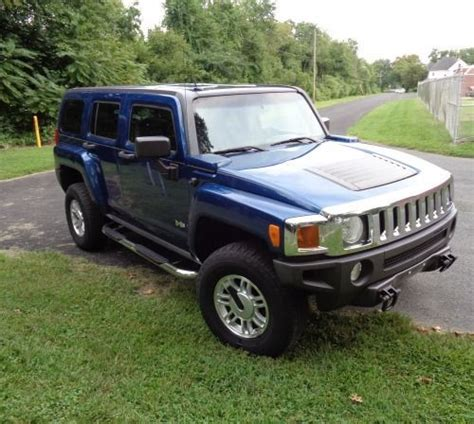 Find Used H3 Hummer 2006 With Hydrogen Fuel Cell In Lewes
