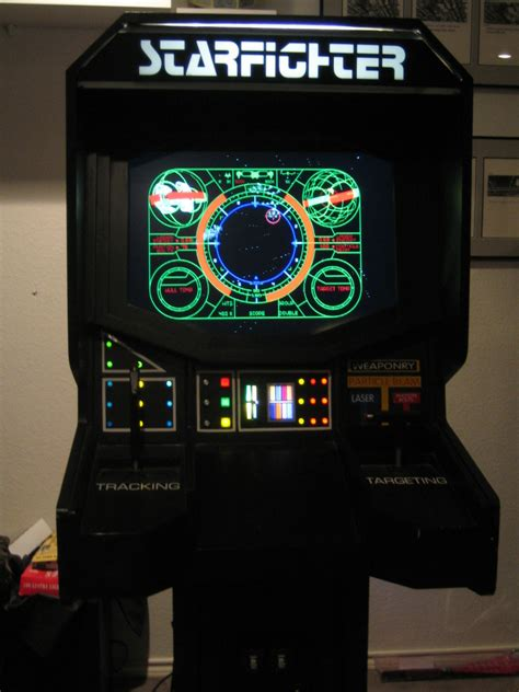 The Last Starfighter Arcade Final Version Available For