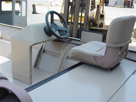 Aluminum Jon Boat Console by Aluminum Side Mount Console With Adjustable Leg Seaark