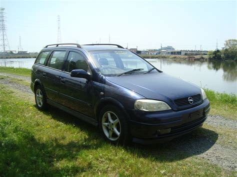 Opel Astra Wagon by Opel Astra Wagon Wagon Cd 2000 Used For Sale