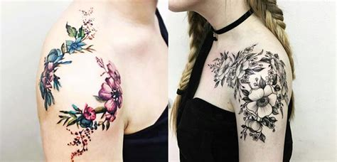 gorgeous floral tattoos   inspire    inked