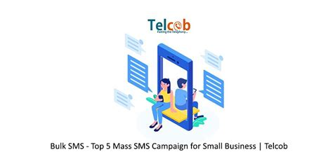 You can use these text message marketing apps to personally message your customers, or you can set them up to automatically send texts based on your booking i considered more than 30 of the most popular options for this list. Top 5 Mass SMS Campaign for Small Business | Telcob | Text ...