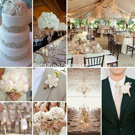 Beige Wedding Decor - brown and beige wedding theme beige