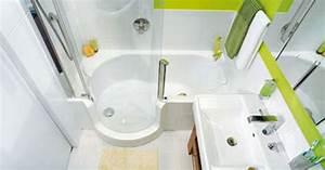 Duschen Für Kleine Bäder : bade und duschspa im kleinen 2 6 m bad kleine b der duschen und badewannen ~ Bigdaddyawards.com Haus und Dekorationen