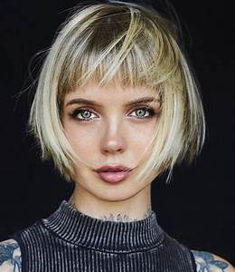 45, Chic, Female, Short, Bob, Haircut, Ideas, For, Fine, Hair, -, Page, 41, Of, 45