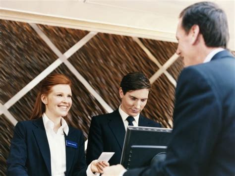 front desk clerk most stressful travel industry the about