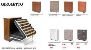 Mobile Letto Singolo Richiudibile: Mobile letto singolo con ...