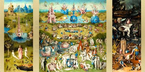 hieronymus bosch garden of earthly delights poster hieronymus bosch paintings from 163 5 90 free delivery