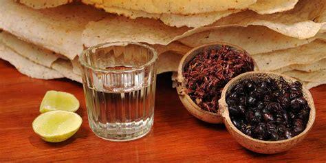 maridajes de cocina mexicana  mezcal en el df blog