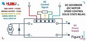 Motor Speed Or Direction Controller Solid State Relay