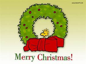 Merry Christmas! - Peanuts Wallpaper (449702) - Fanpop