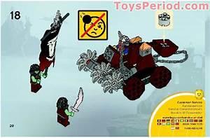 Lego 7040 Dwarves U0026 39  Mine Defender Set Parts Inventory And