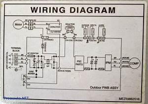 Lg Split Air Conditioner Wiring Diagram