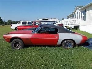 Find Used 1970 Camaro Rs   72 Rs Parts Car In Tabor City  North Carolina  United States