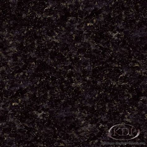 Black Pearl Granit by Black Pearl Granite Kitchen Countertop Ideas