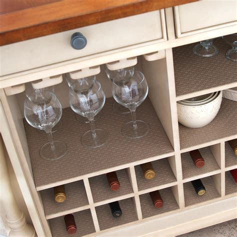 What is the best shelf liner for kitchen cabinets