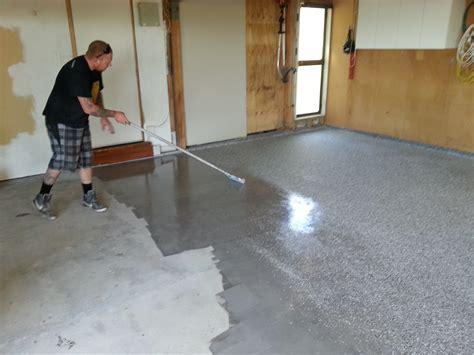 17 Epoxy Garage Flooring Ideas