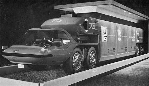 truck rewind 1964 general motors bison concept the