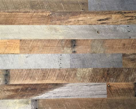 reclaimed oak barn siding wall covering weathed gray