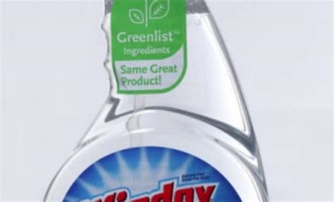 Sc Johnson Settles Lawsuits Over Greenlist Logo