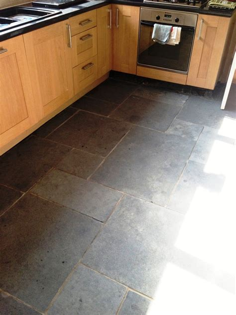 Resolving Installation Issues With A Black Limestone Tiled