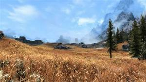 "Elder Scrolls 5: Skyrim ""Far 2D Grass World"" - Файлы ..."