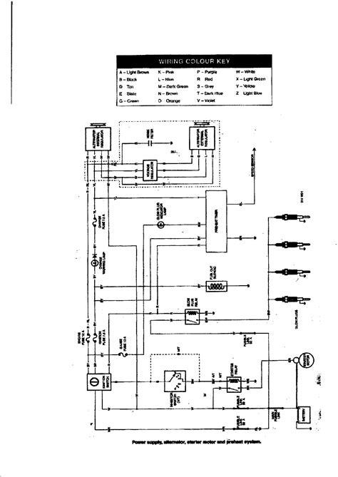 ln130 wiring hilux surf 4runner forum