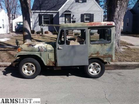 postal jeep for sale armslist for sale rare only 3 in the state 1979