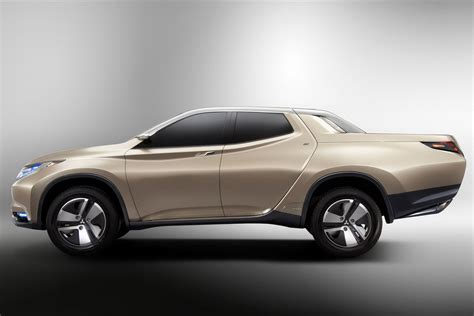 concept truck mitsubishi gets freaky with the mitsubishi gr hev concept