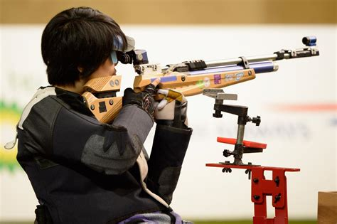 The act of wearing artificially thin pants to the strip club in order to shoot a load from a lap dance. IPC reveals shooting Ones to Watch list | International Paralympic Committee
