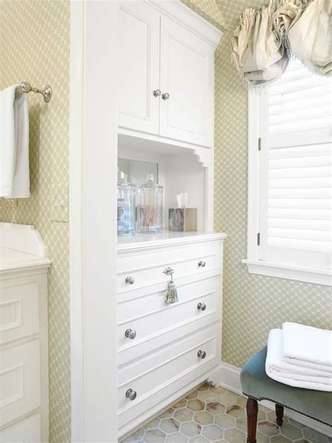 Small Bathroom Space Savers by Bathroom Space Savers Better Homes And Gardens Bhg
