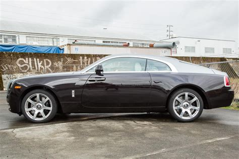 2018 Rolls Royce Wraith Review Digital Trends