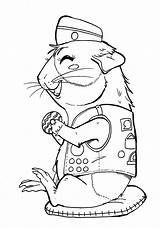 Coloring Pages Scout Cookie Pig Scouts Guinea Cookies Printable Gerbil Brownie Daisy Activity Clipart Hamster Pigs Deviantart Hamsters Clip Cavia sketch template