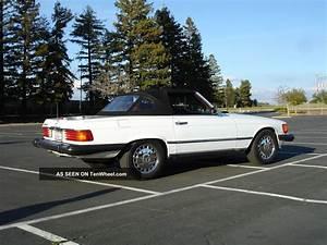 Mercedes 560 Sl : 1989 mercedes 560 sl convertible 89 mercedes benz ~ Melissatoandfro.com Idées de Décoration