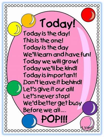 Gum Bubble Quotes Teachers Quotesgram Poem Today