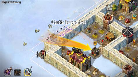 castle siege age of empires castle siege gamespot