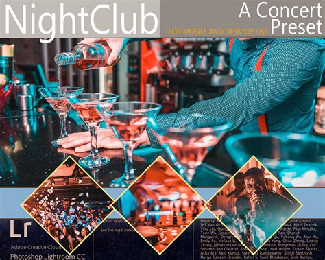 When it comes to using lightroom classic cc (formerly lightroom cc. Nightclub Lightroom Presets - Vivid Concert Presets ...