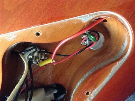 Wiring Diagram Required For Yamaha Pacifica