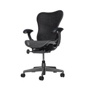 herman miller mirra 2 full spec graphite butterfly chair