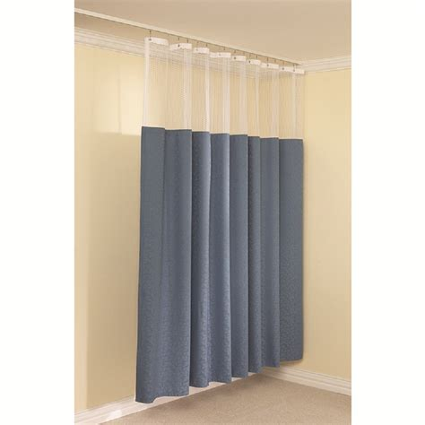 hospital curtain track cubicle curtain track with mesh atallah hospital and