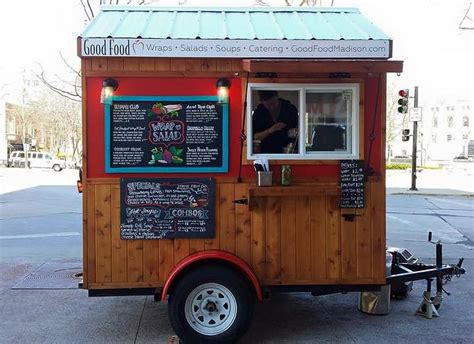 With the introduction of the automobile, we became a nation that thrived on the further freedom of going where we wanted when we wanted. Food Truck, Trailer Designs | Caged Crow Fabrication ...