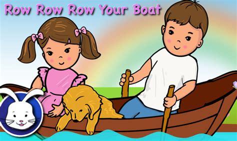 Row Row Row Your Boat Harmontown by Row Row Row Your Boat Mvs Nursery Rhymes